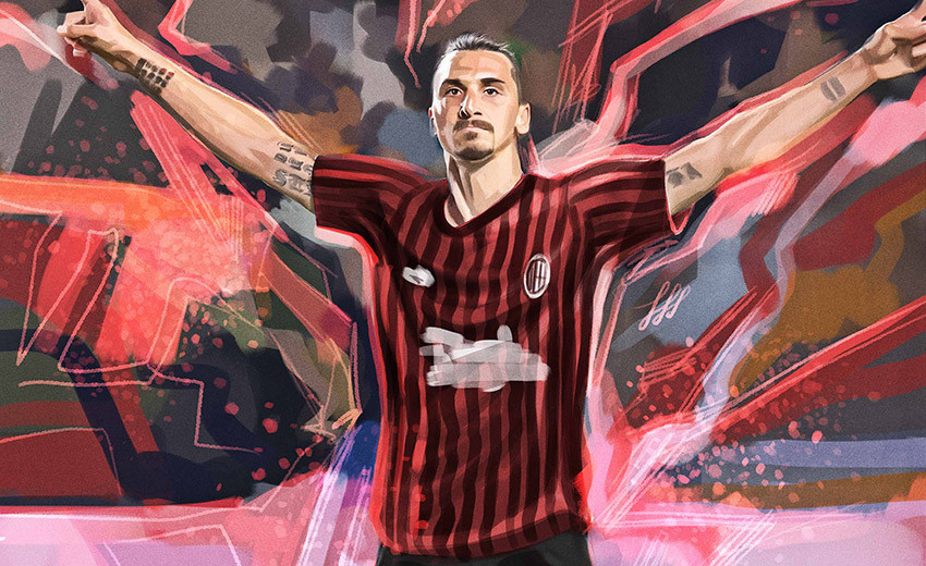 Zlatan Ibrahimović: Ich
