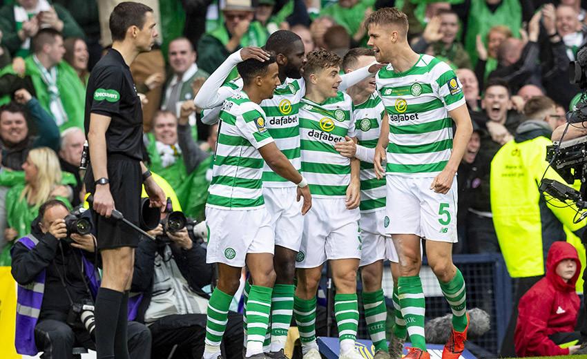 Schottische Liga wegen Corona abgebrochen: Celtic erneut Meister