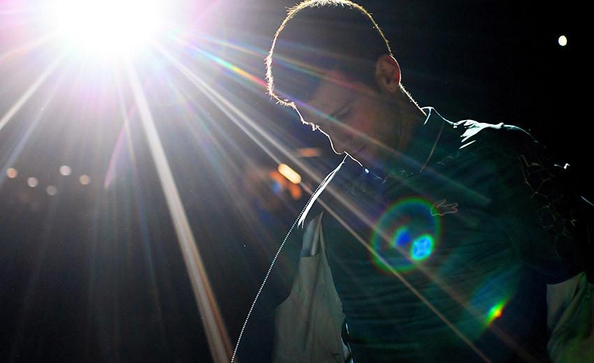Novak Djoković: Als Mensch gegen Götter