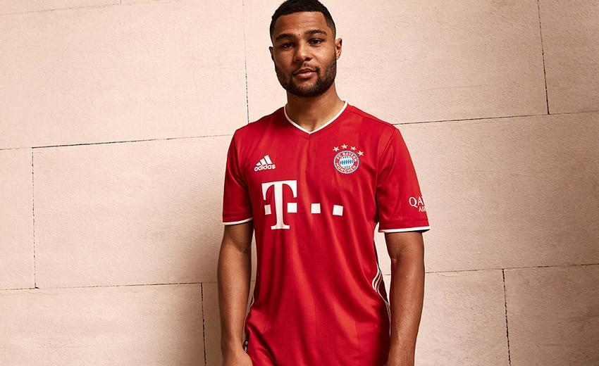 Das FC Bayern-Heimtrikot für die Saison 2020/21