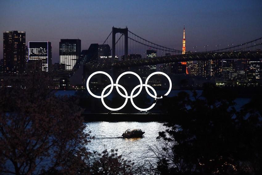 Ein Jahr vor Olympia: Tokios Botschaft mit Gänsehauteffekt