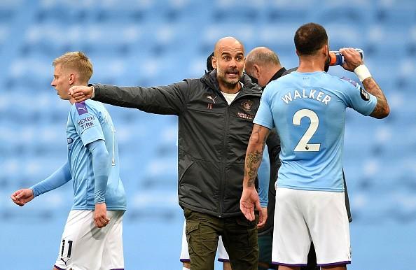 Pep freut sich über Citys Champions-League-Ticket