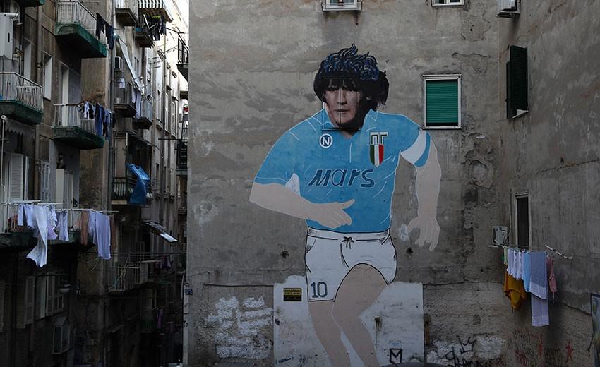 Diego Maradona: Eines Abends im Mai