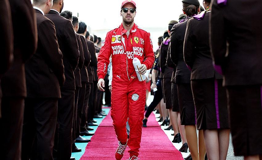 """Sebastian Vettel: """"Die Formel 1 darf nicht zu weit gehen"""""""