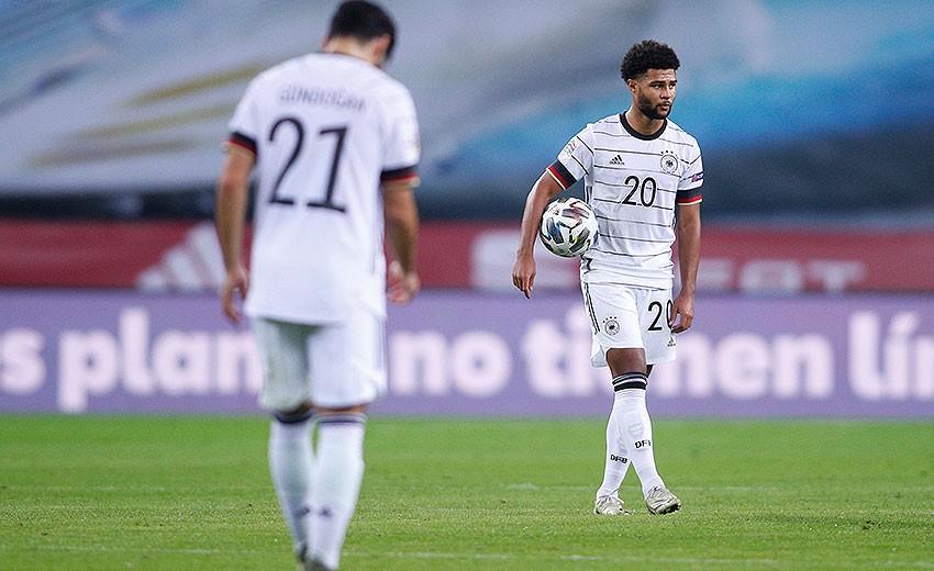 0:6: Höchste Niederlage seit der WM 1954